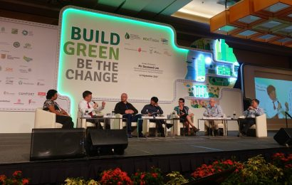 IGBC 2017: When sustainability saved the city