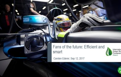 (IGBC 2017) Fans of the future: Efficient and smart / Carsten Ederer