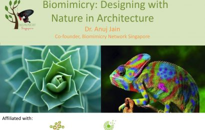 (IGBC 2017) Biomimicry: Designing with Nature in Architecture / Dr. Anuj Jain