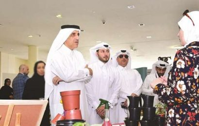 QU-CBE engages students in sustainable activities