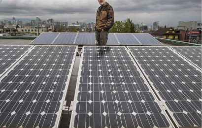 Can Vancouver achieve 100-per-cent renewable energy?