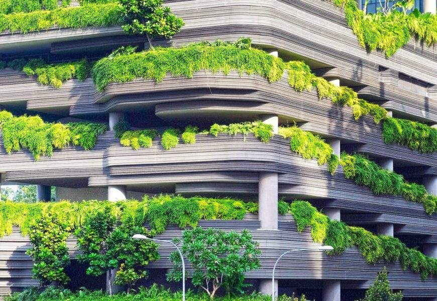 Green buildings, Singapore's natural ally in climate change fight