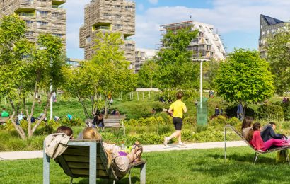 Paris is building the eco-community of the future right now. Here's how.