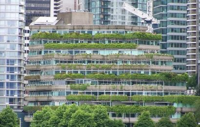 Building green, sustainable infrastructure may not help with inequality