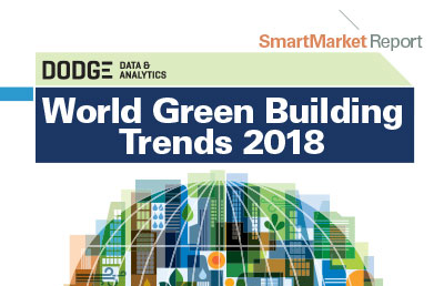 Green Building Poised for Growth by 2021