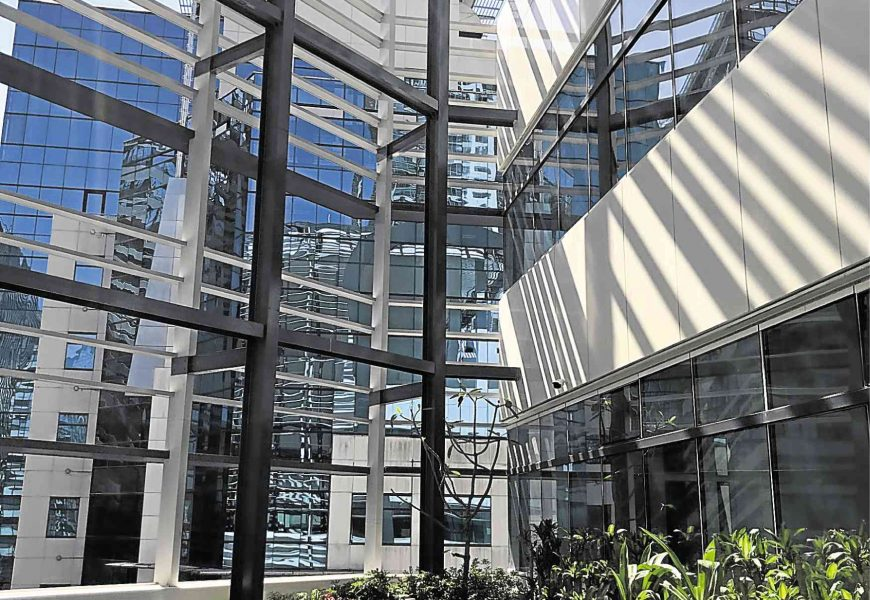 CPG, ACC unveil green building in BGC